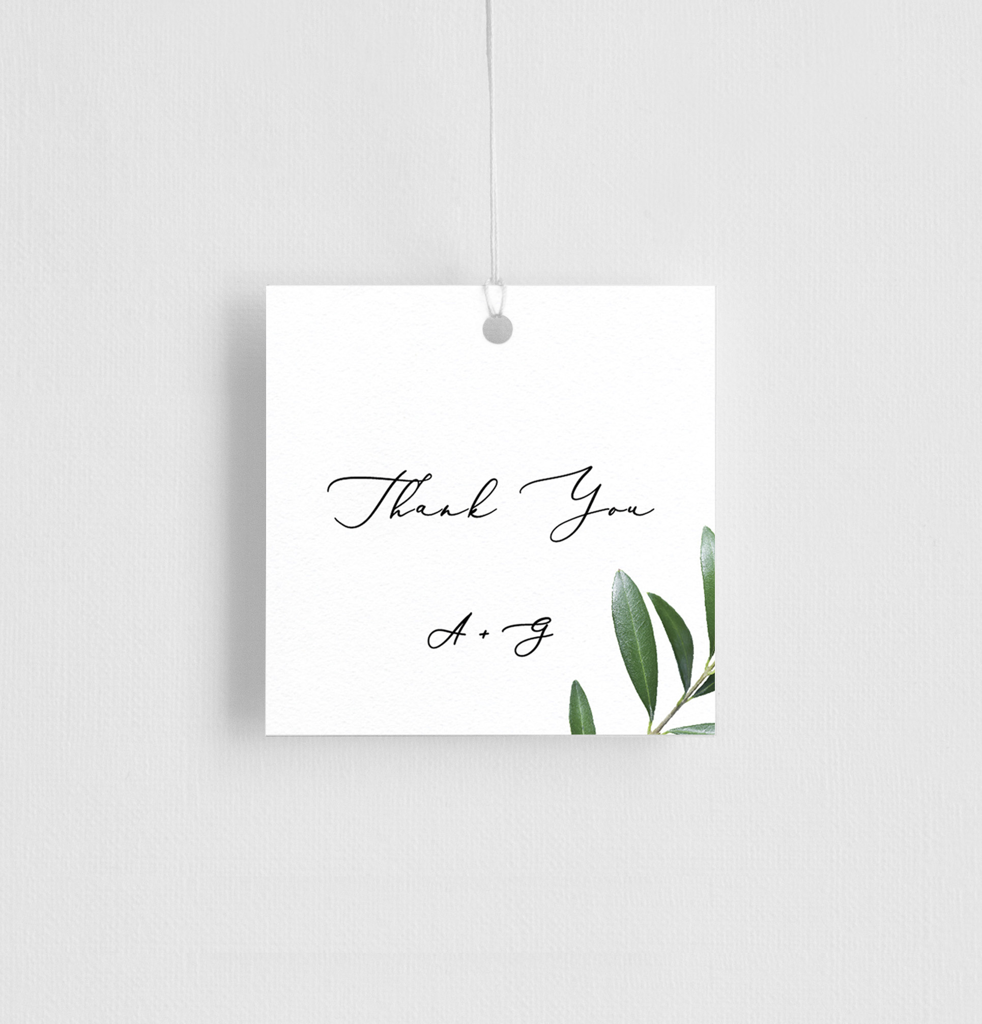 Olive - Gift Tags