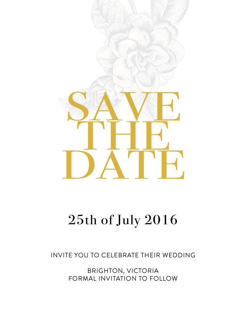 Botany Classic - Save The Date