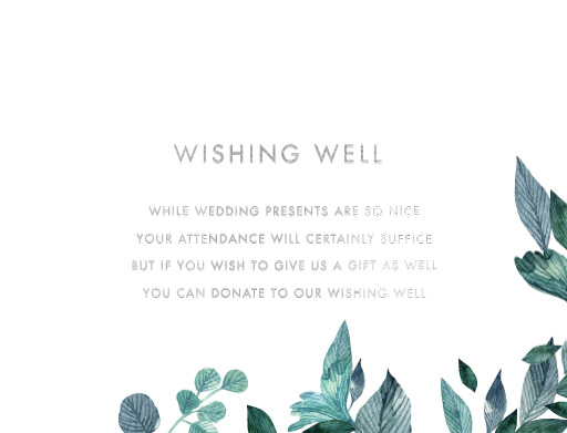 Stylistically Green - Wishing Well