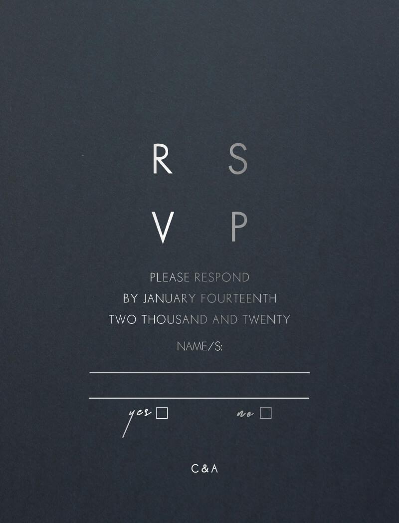 Modern Mode - Rsvp