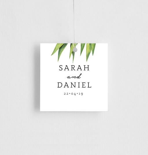 Flowering Gum - gift tags