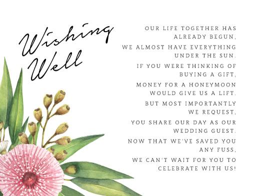 Flowering Gum - Wishing Well