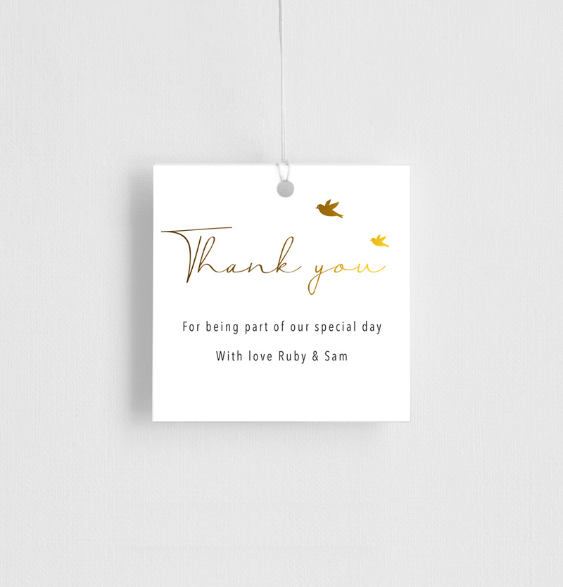 Love Tree - Gift Tags