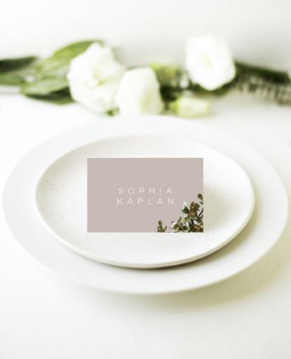 Sophia Kaplan - Place Cards