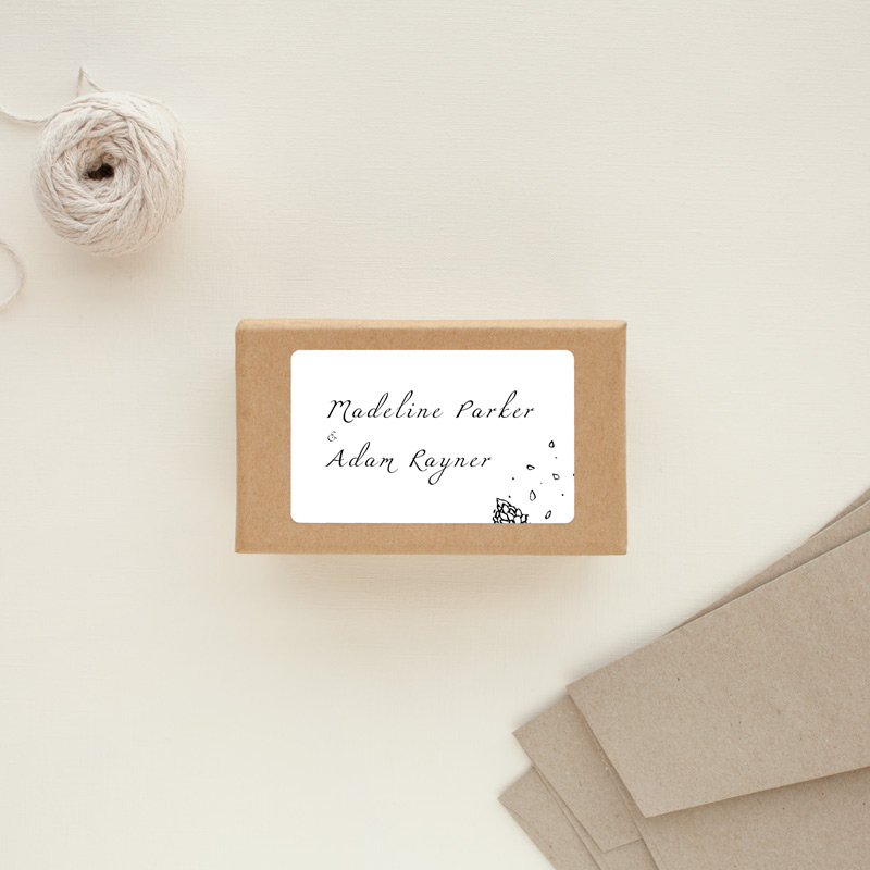 Wedding Petals - Stickers