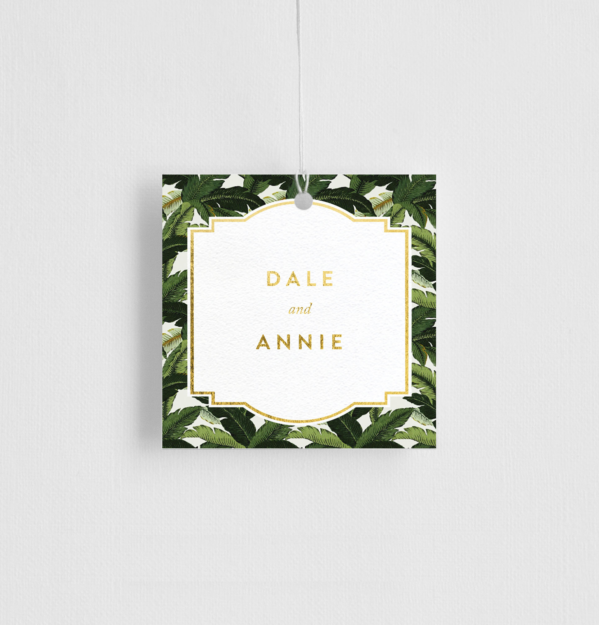 Beverly Hills Hotel - Gift Tags