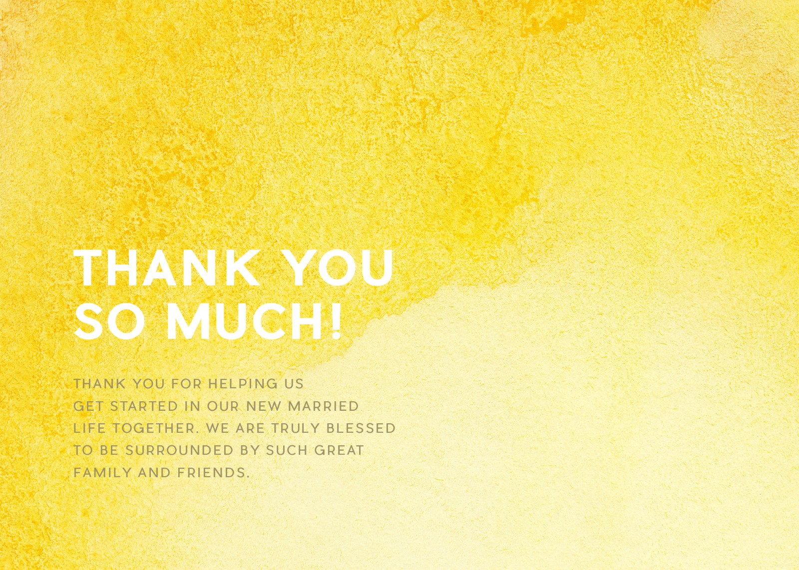 Rainbow Beach - Thank You Cards