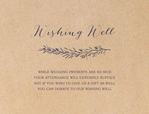 Chic n Rustic - Wishing Well