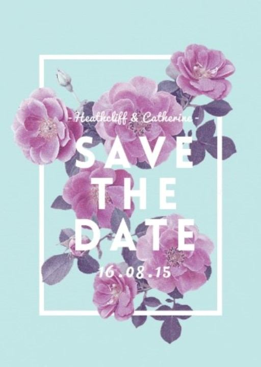 Rosehip - Save The Date