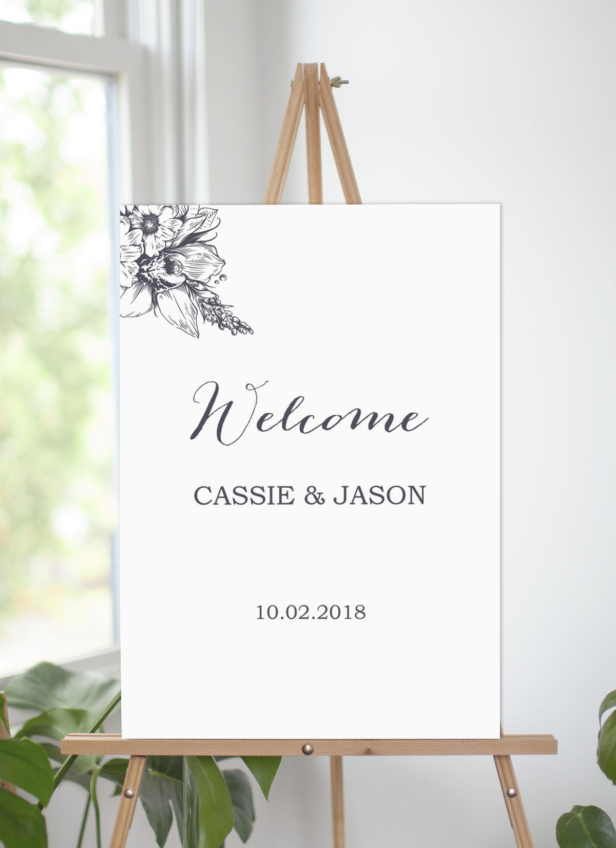 Chic n Rustic - Welcome Signs