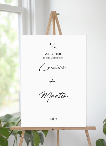 Adore - Welcome Signs