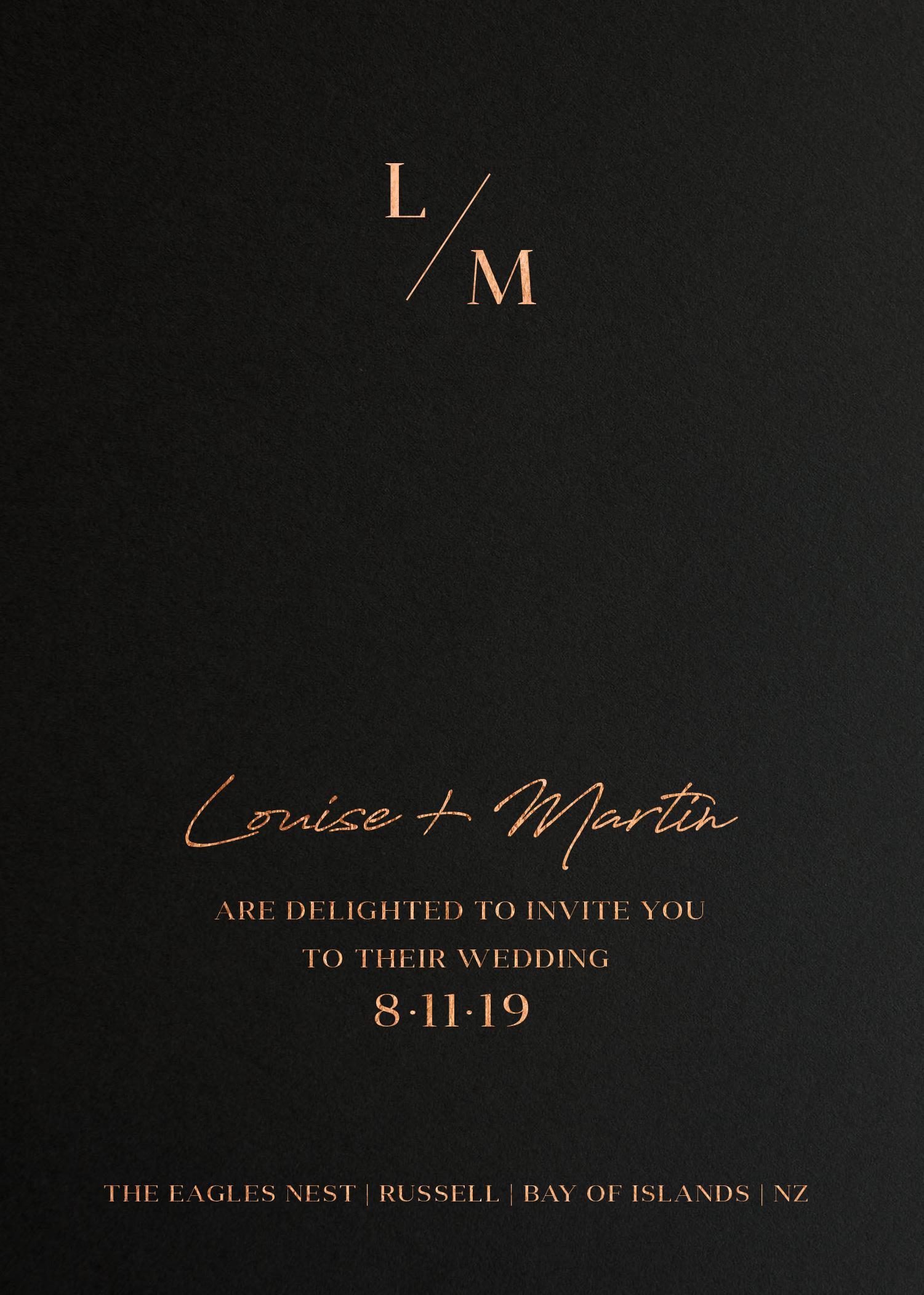 Adore - Wedding Invitations