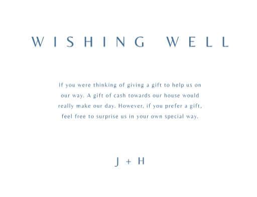 Deep Blue - Wishing Well