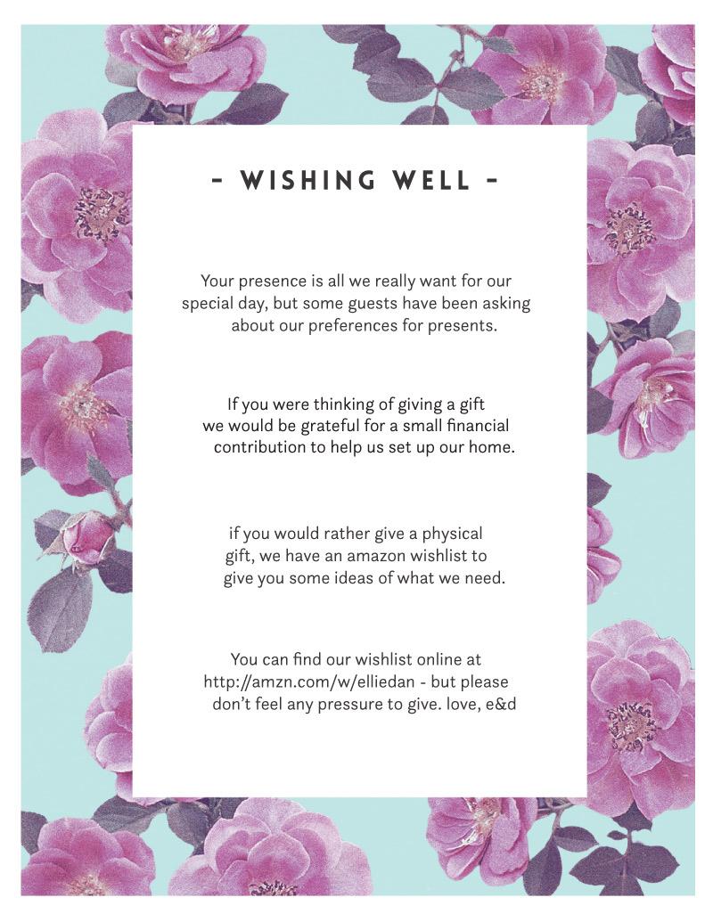 Rosehip - Wishing Well