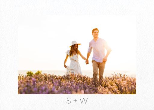 Elegant Type Wedding Invitations - wedding invitations