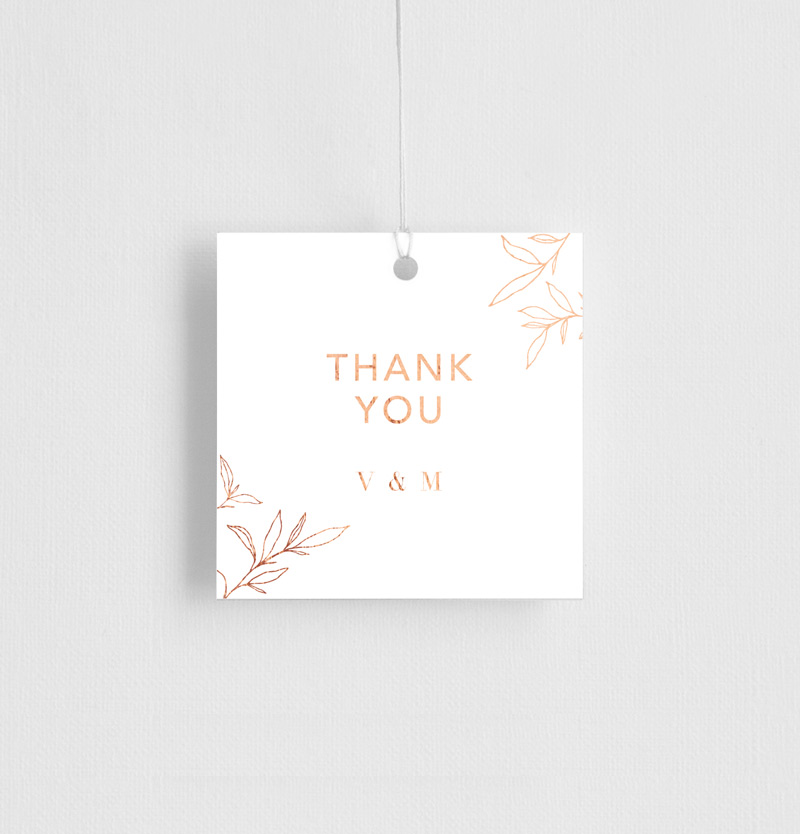 Modern Simplicity - Gift Tags