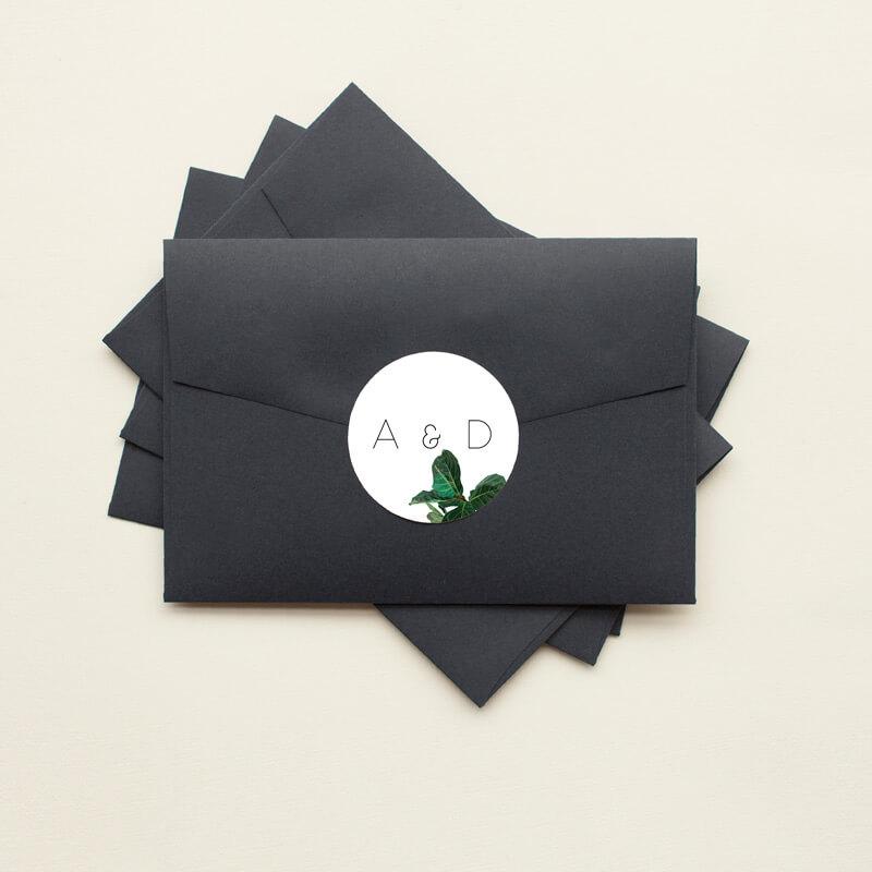 Fiddle Leaf Fig - Stickers