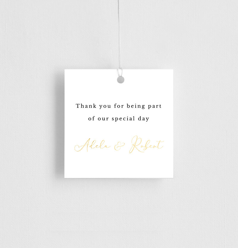 Gold Dust - Gift Tags