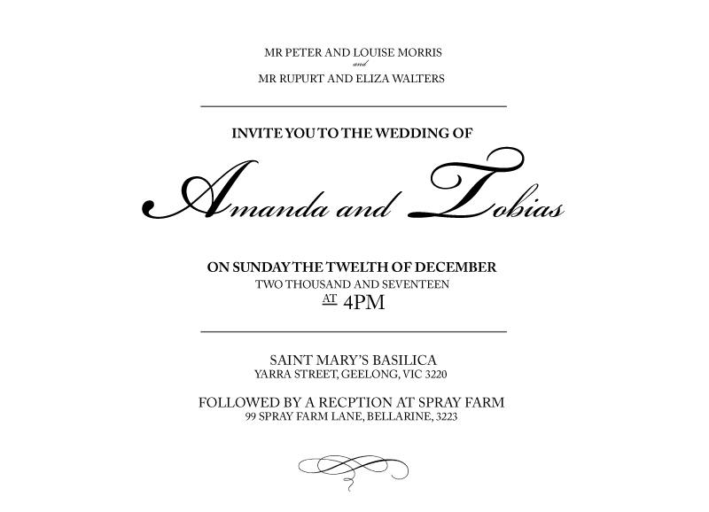 The Classic LP - Invitations