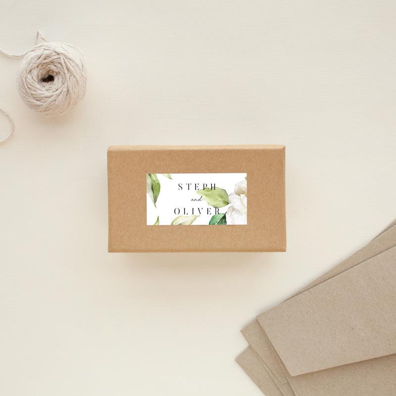 White Garden - Stickers