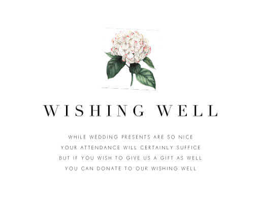 Hydrangea - Wishing Well