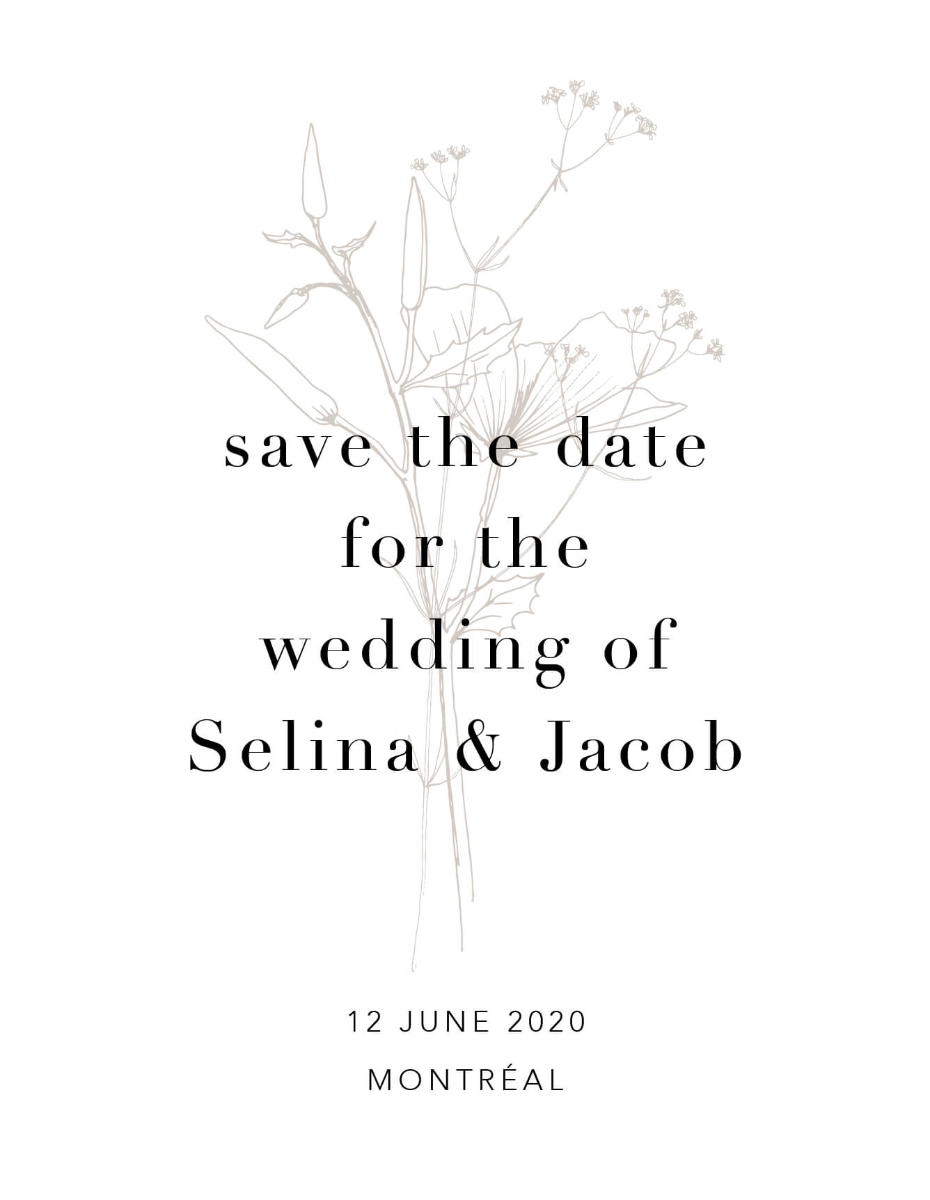 Delilah - Save The Date