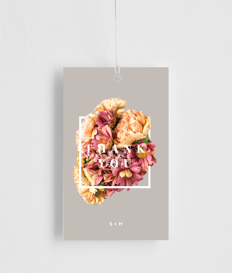 Summer Breeze - Gift Tags