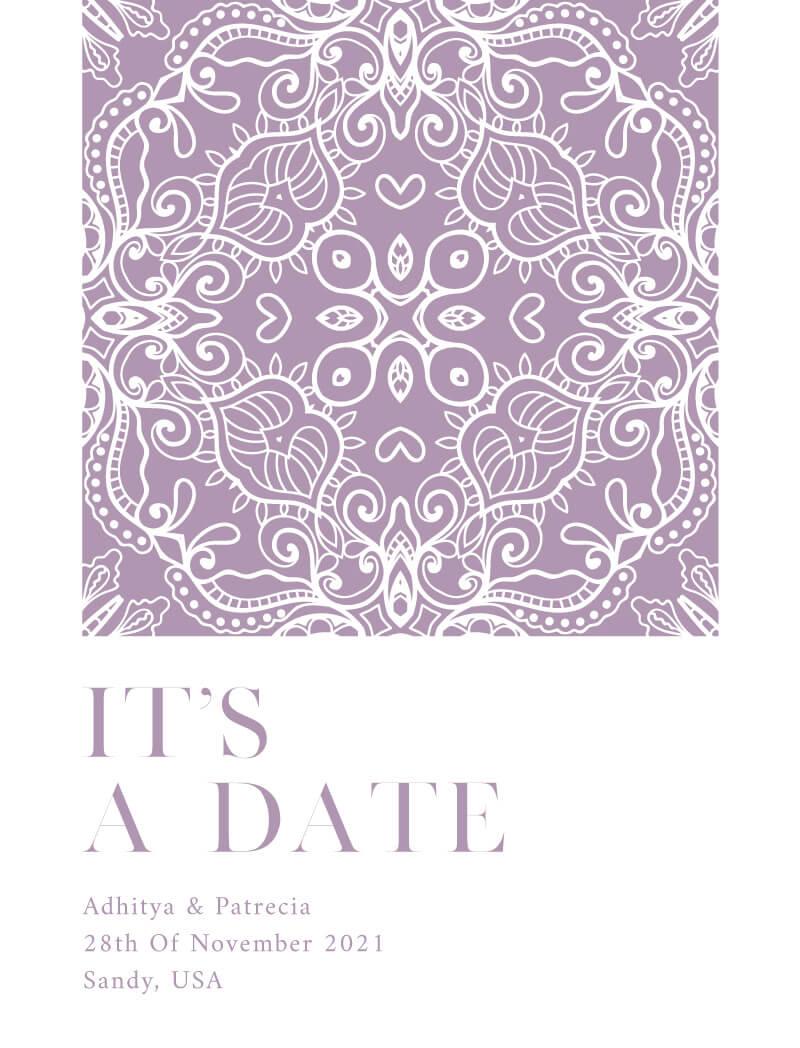 Chitrita - Save The Date
