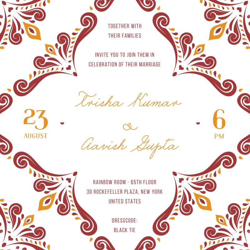 Adra - Wedding Invitations