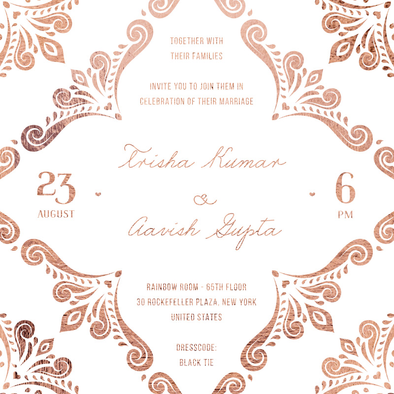 Adra - Wedding Invitations