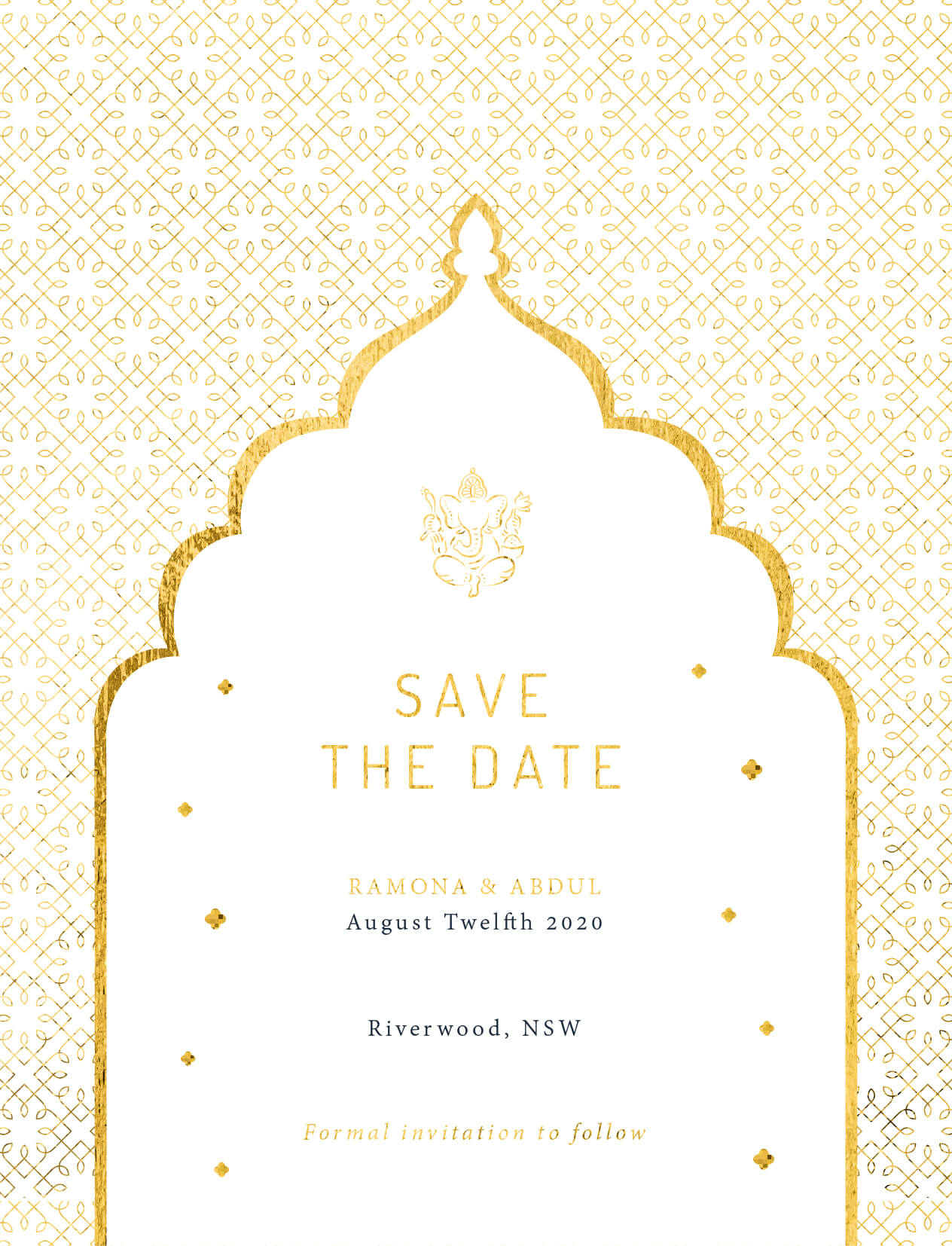 Classic Mumbai - Save The Date