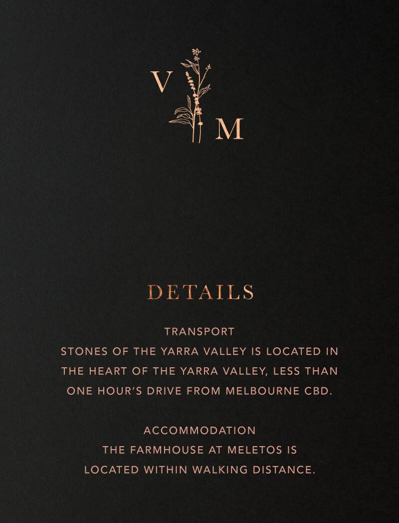 Dark Romance - Information