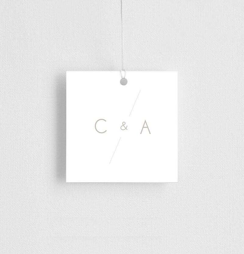 Blanc Mode - Gift Tags