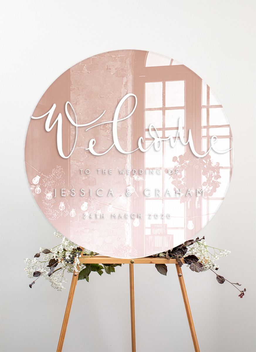Ink and Nib - Wedding Signs
