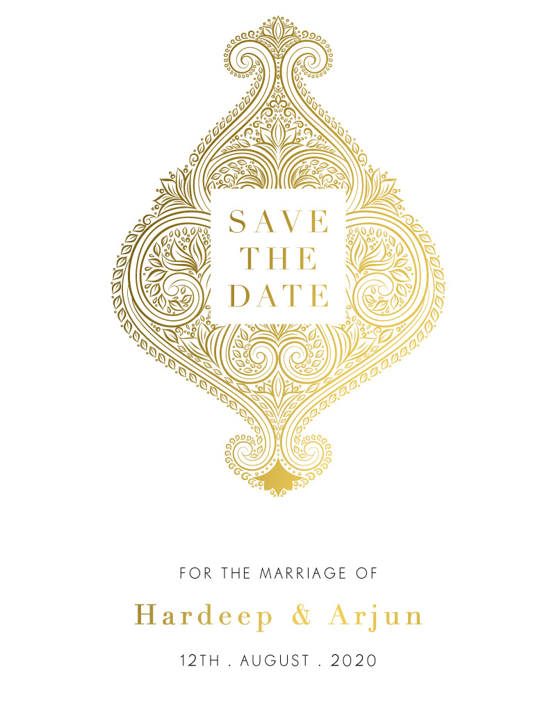 Amla - Save The Date