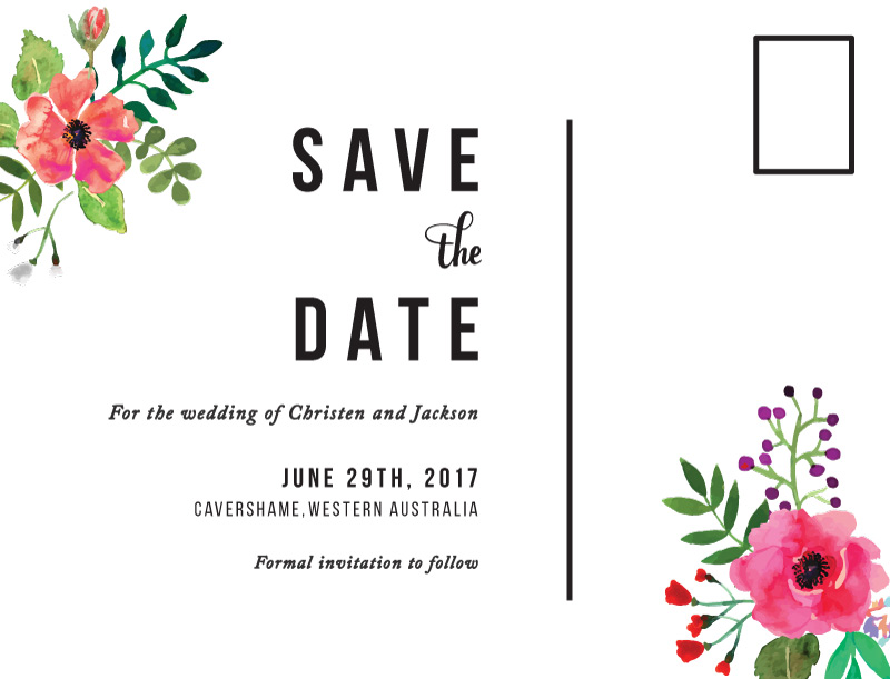Flos Paradisi - Save The Date