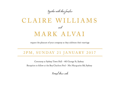 bold wedding invitations wedding invites