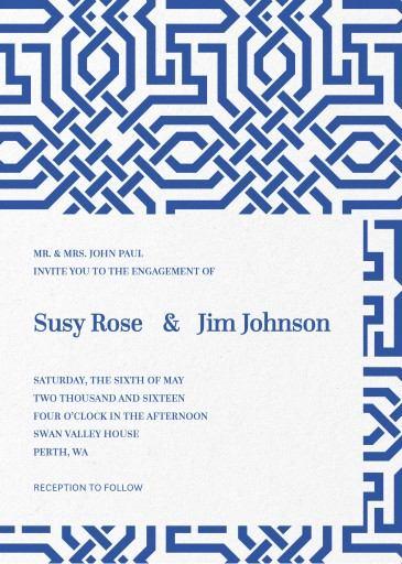 The Moorish - Invitation
