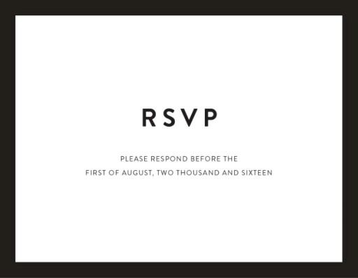 rsvp cards australia s best local designs printed by paperlust
