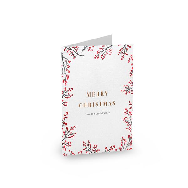 Very Merry - christmas cards