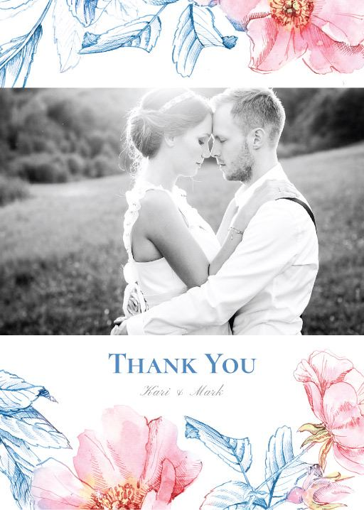 Briar - Thank You Cards