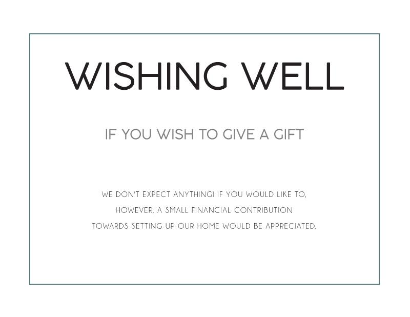 Lines | Digital Printing | Wishing Well