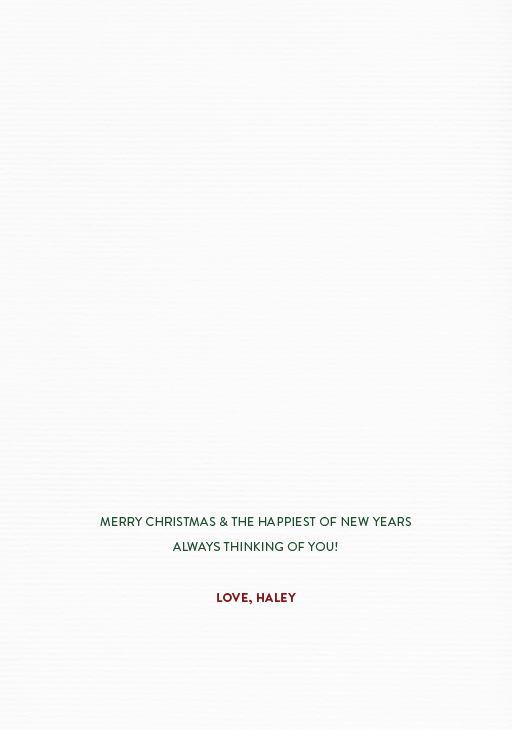 Merry Christmas - christmas cards
