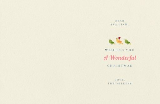 Tweet for Christmas - Christmas Cards