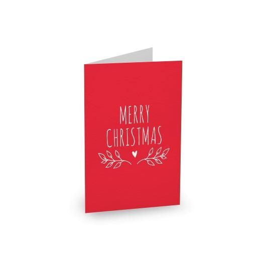 A Rustic Christmas - Christmas Cards