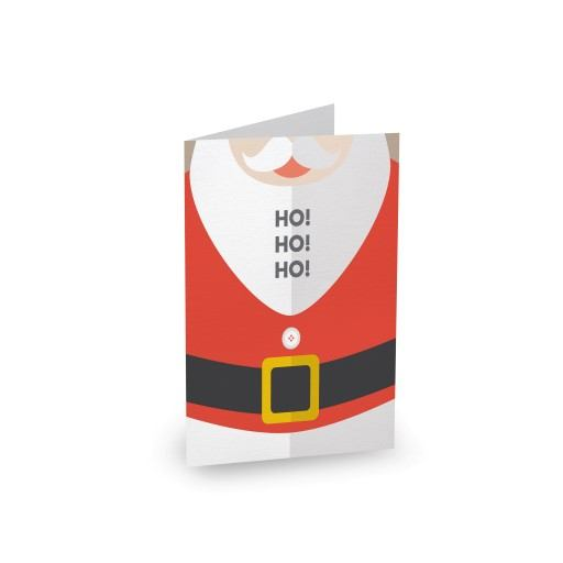 Christmas with Santa - christmas cards