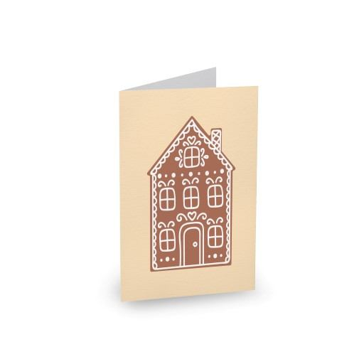Gingerbread Cookies Type 3 - Christmas Cards