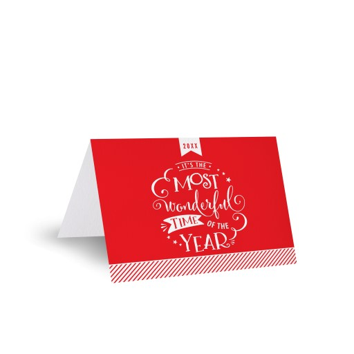 The Most Wonderful Time of the Year - christmas cards