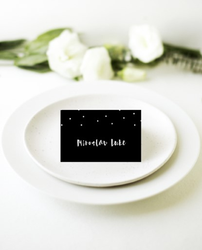Dots - Place Cards