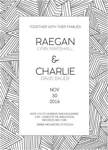 Lines - Invitation